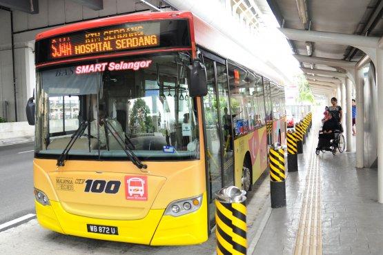 Jadual Bus Smart Selangor